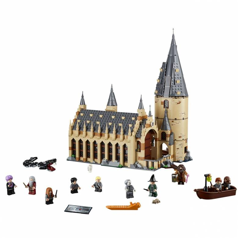 LEGO® Harry Potter Hogwarts™ Great Hall 75954