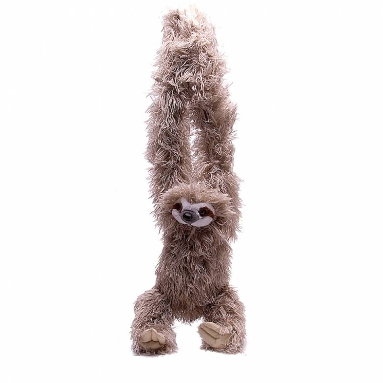 Hanging 3 Toed Sloth Soft Toy 40cm