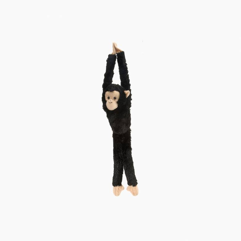 Hanging Chimpanzee Monkey Soft Toy 51cm