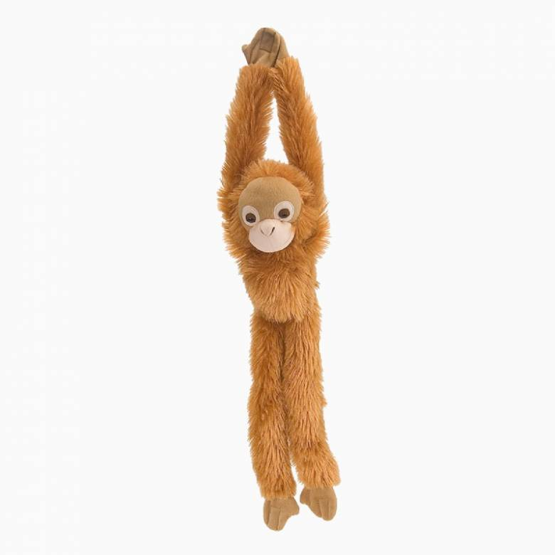 Hanging Orangutan Soft Toy 51cm