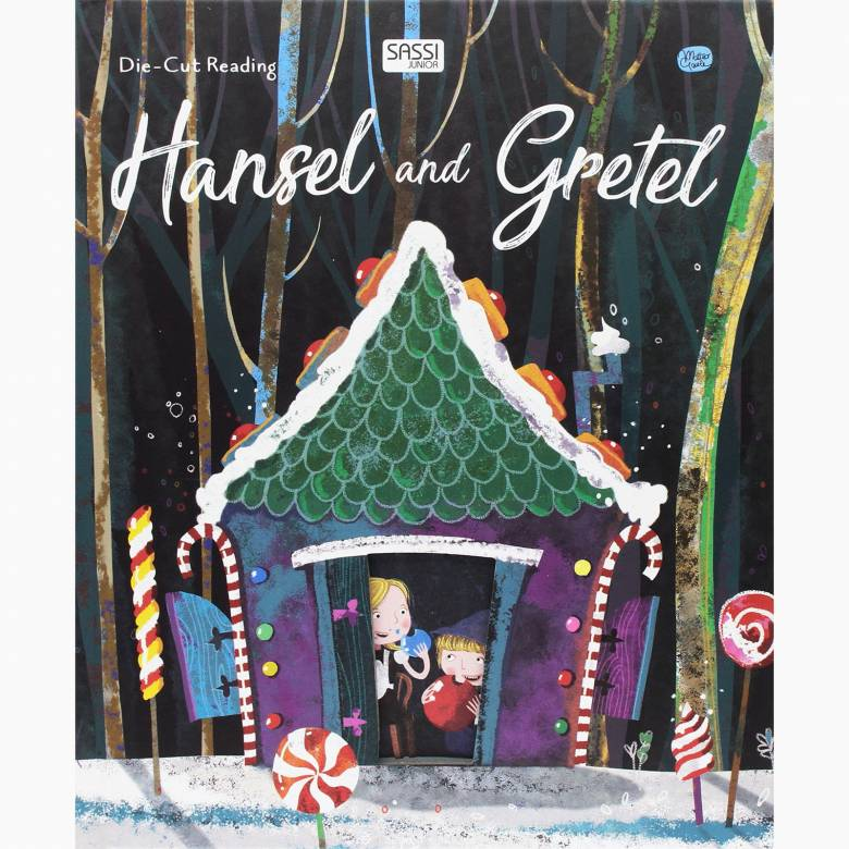 Hansel And Gretel - Die Cut Board Book