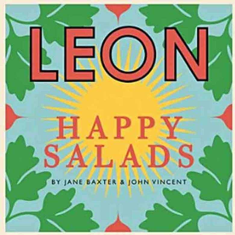 Leon Happy Salads Hardback Book