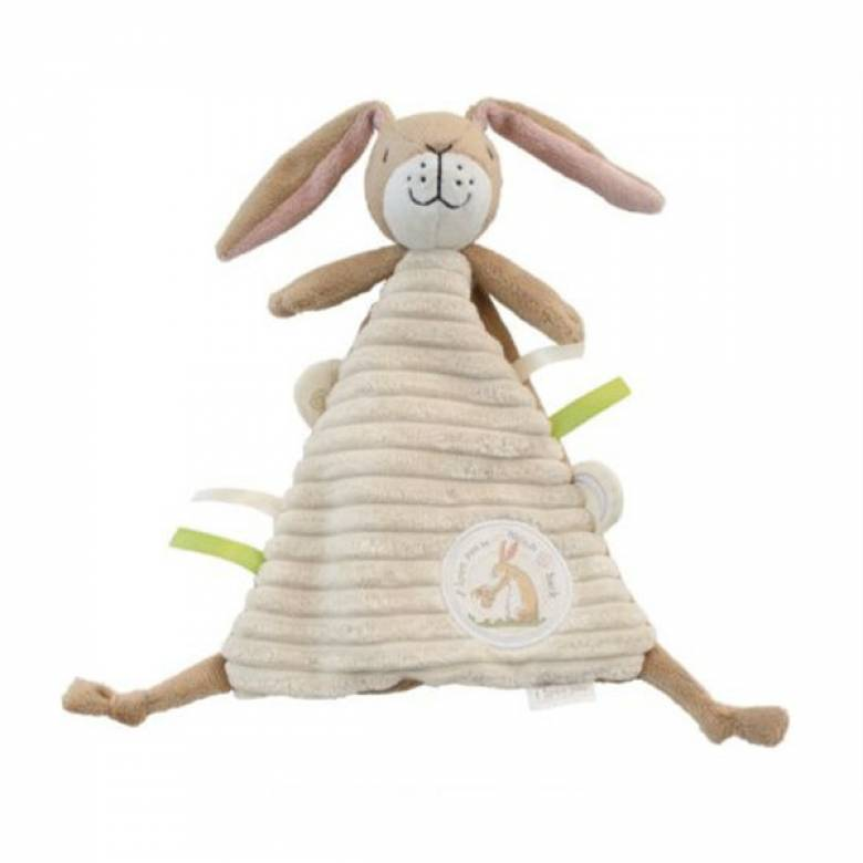 Guess How Much I love You Hare Comforter Blanket 0yr+