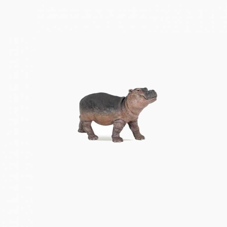 Hippopotamus Calf - Papo Wild Animal Figure