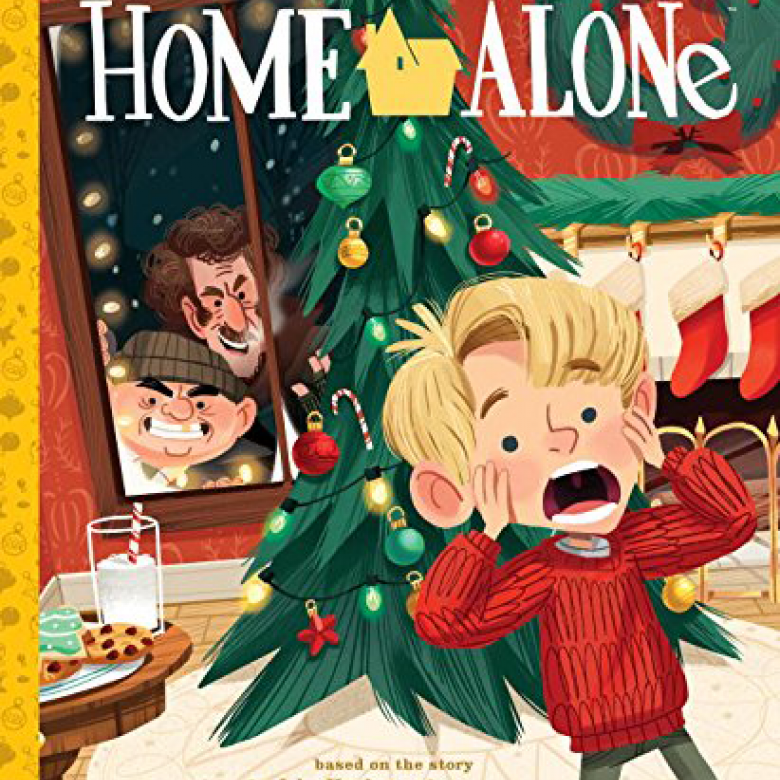 Home Alone (Pop Classics) Paperback Book