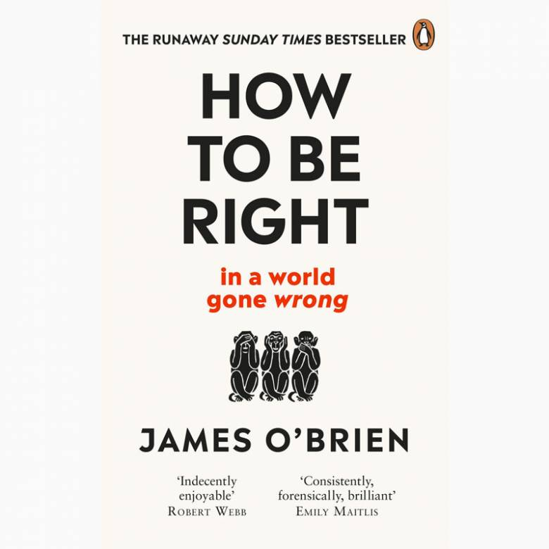 How To Be Right - Paperback Book