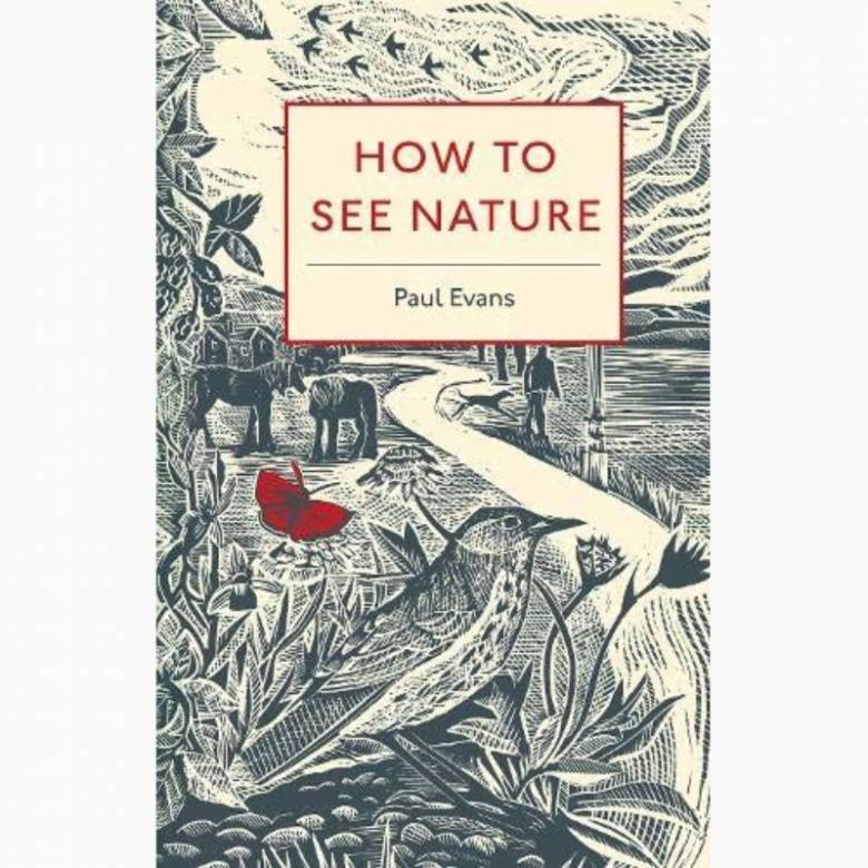 How To See Nature - Paperback Book