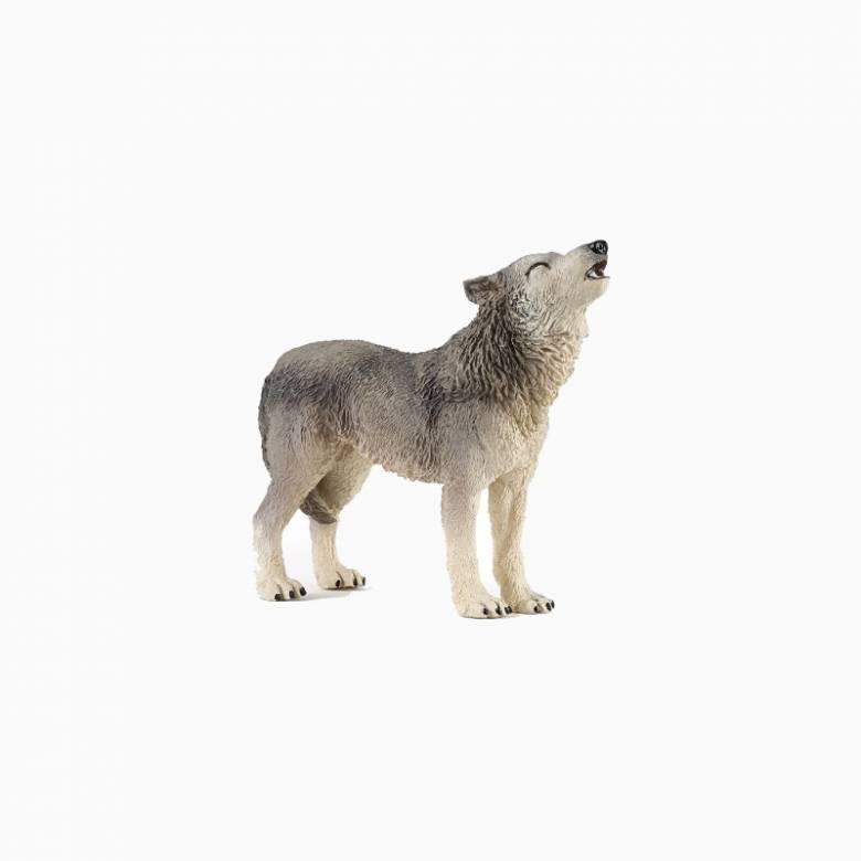 Howling Wolf - Papo Wild Animal Figure