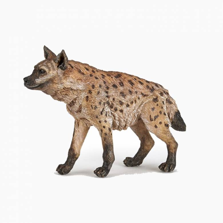 Hyena - Papo Wild Animal Figure