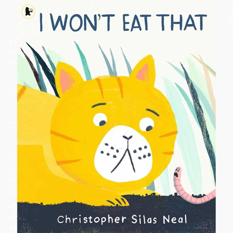 I Won't Eat That - Paperback Book