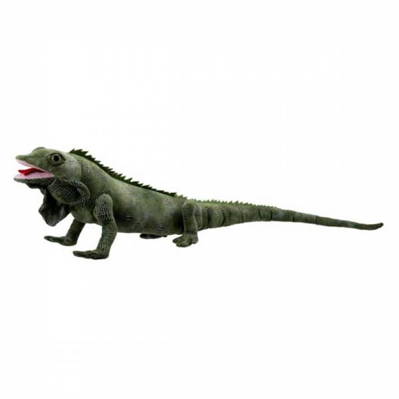 Iguana - Large Creature Puppet 105cm