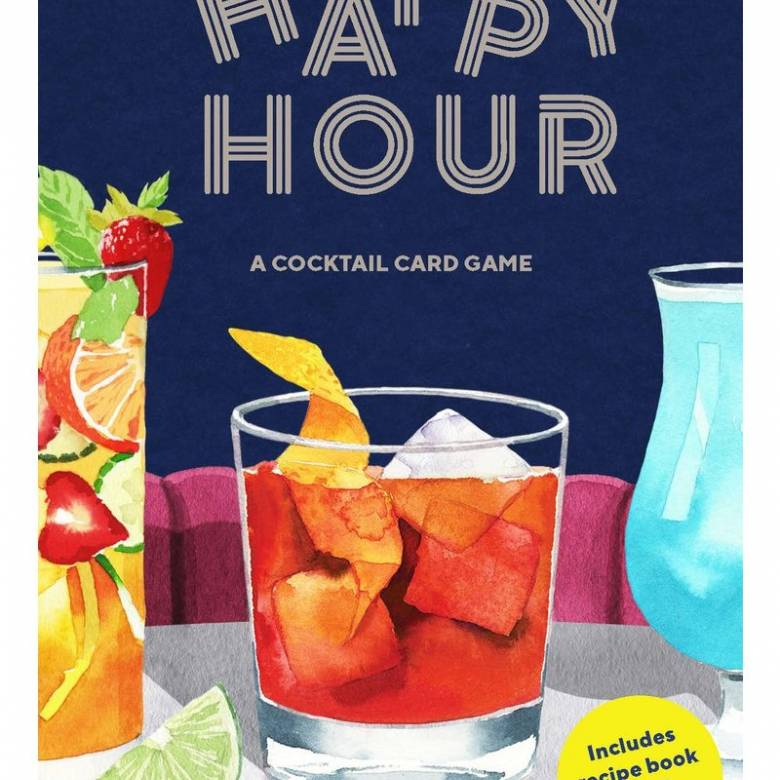 Happy Hour A Cocktail Card Game