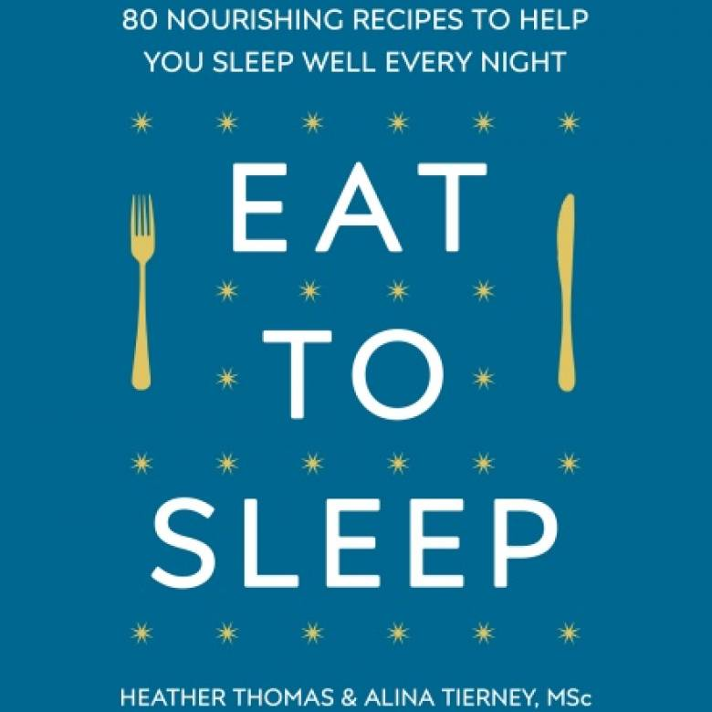 Eat to Sleep Book