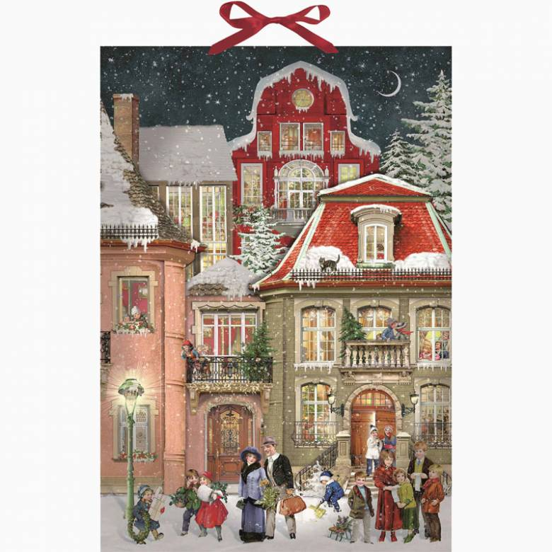 In The Christmas Avenue Christmas Advent Calendar