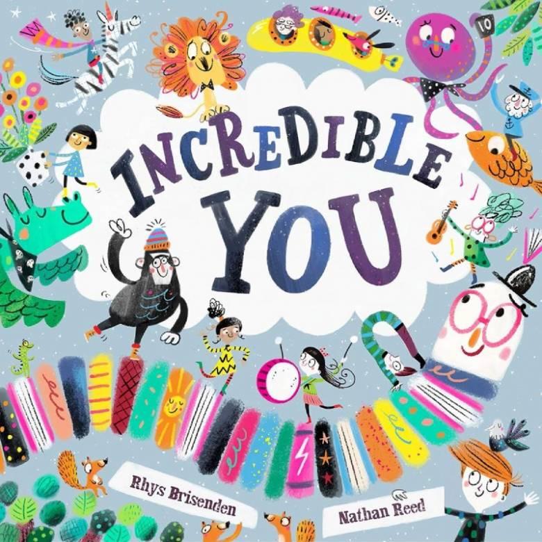 Incredible You (Tate Publishing) - Hardback Book
