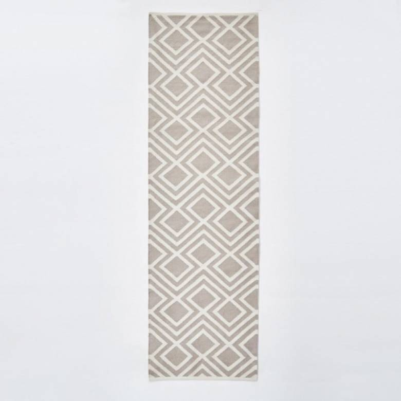 Iris Chinchilla 240x70cm Recycled Bottle Rug