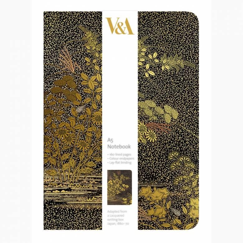 Japanese Blossom - A5 Notebook
