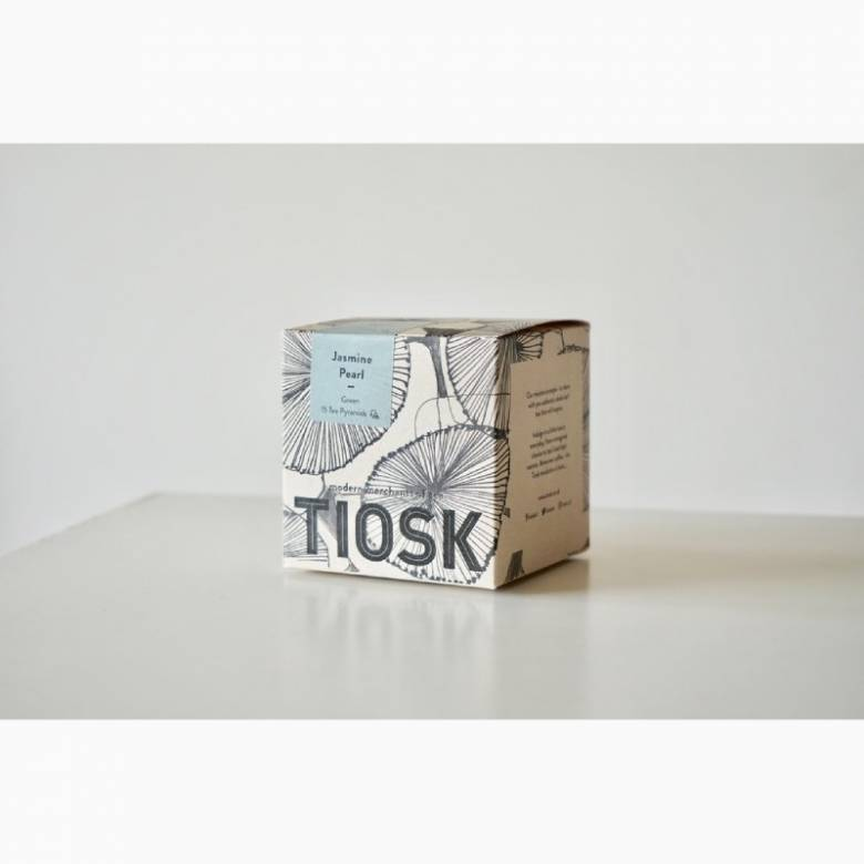 Tiosk Jasmine Pearl Box Of 15 Tea Pyramids