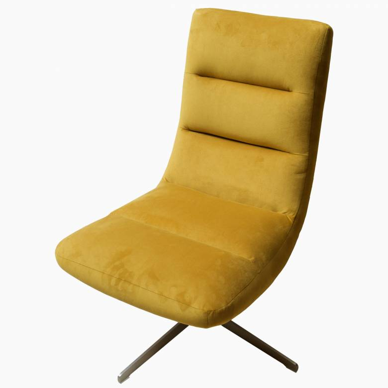 Josh Swivel Chair - Grade A Fabric