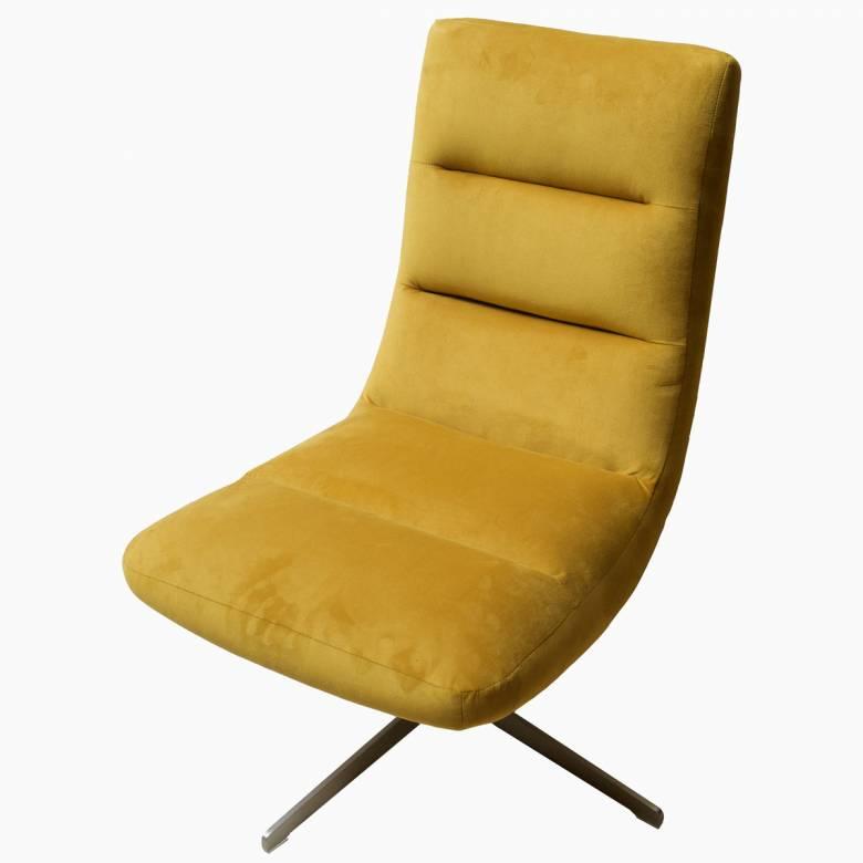 Josh Swivel Chair - Grade C Fabric