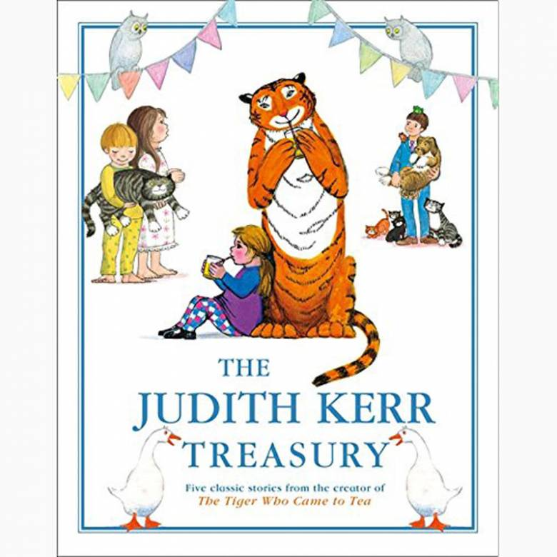 The Judith Kerr Treasury - Hardback Book
