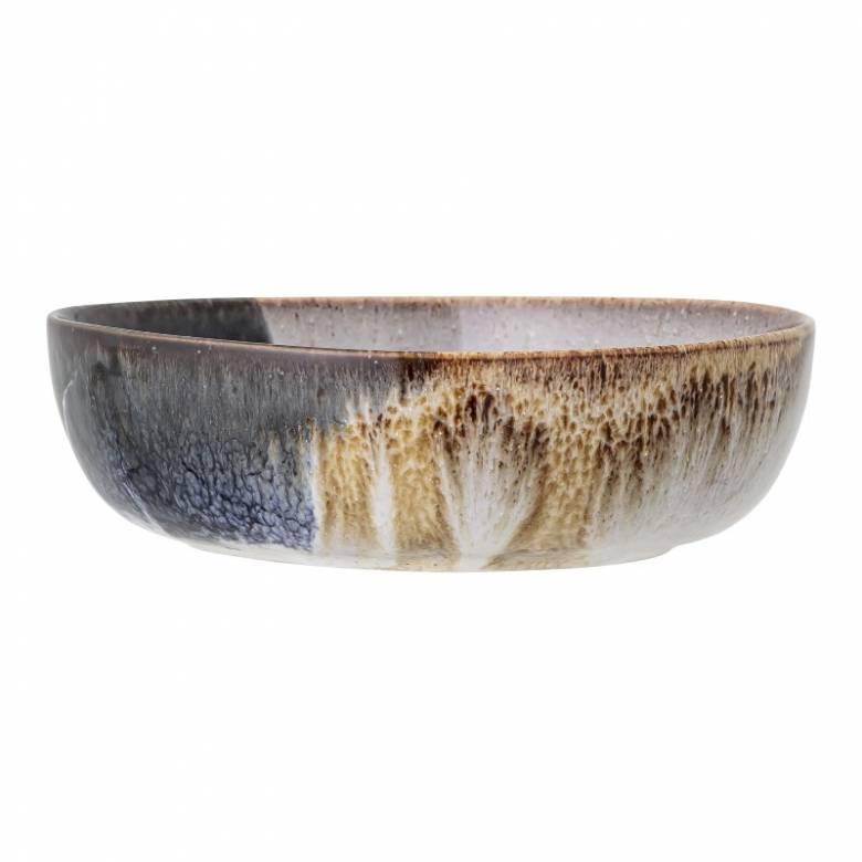 Jules Multi-Colour Stoneware Small Bowl