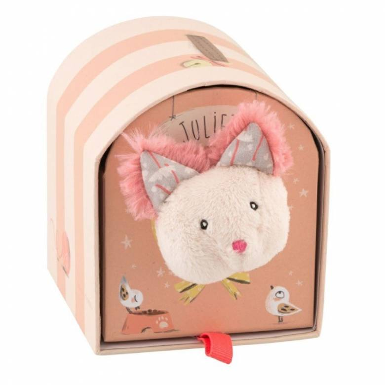 Juliette The Cat Les Parisiennes Soft Toy 1+