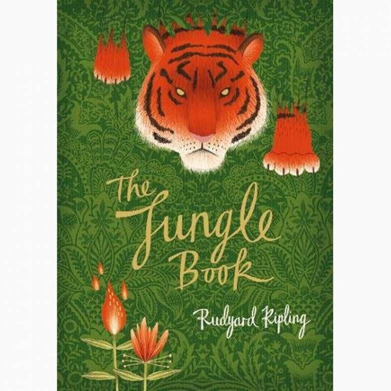 The Jungle Book Hardback Book - V&A Edition