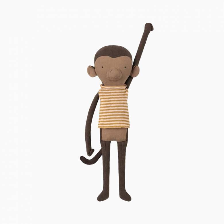 Jungle Friends - Monkey - Soft Toy By Maileg 0+