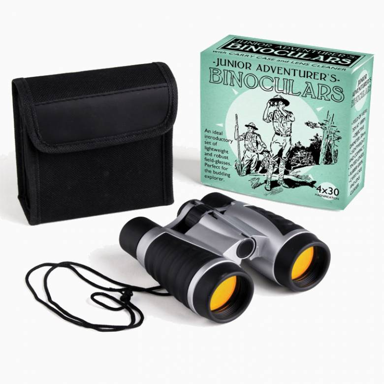 Junior Adventurer's Binoculars In Carry Case