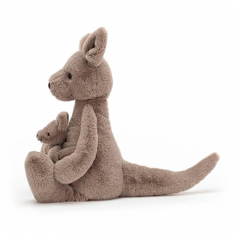 Kara Kangaroo Soft Toy By Jellycat