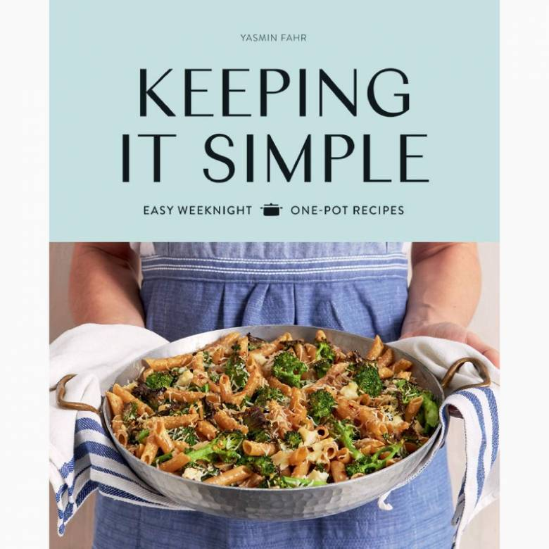 Keeping It Simple Easy Weeknight One Pot Recipes - Hardback Book