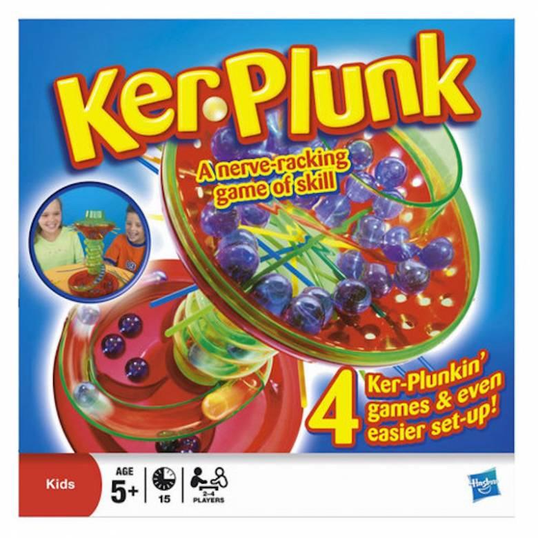 Kerplunk Classic Game 5+