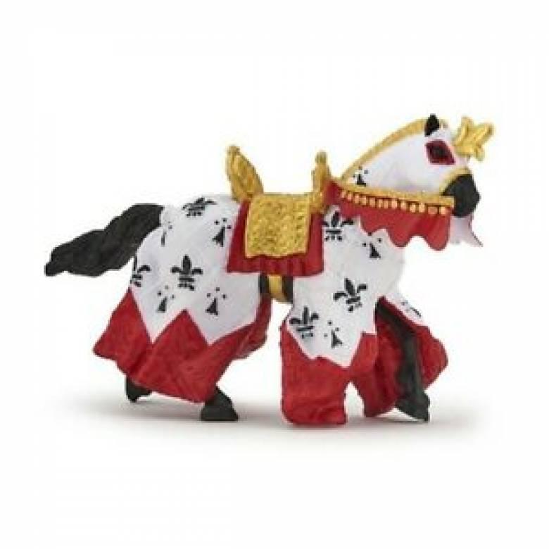 King Arthur Horse - Papo Knight Figure