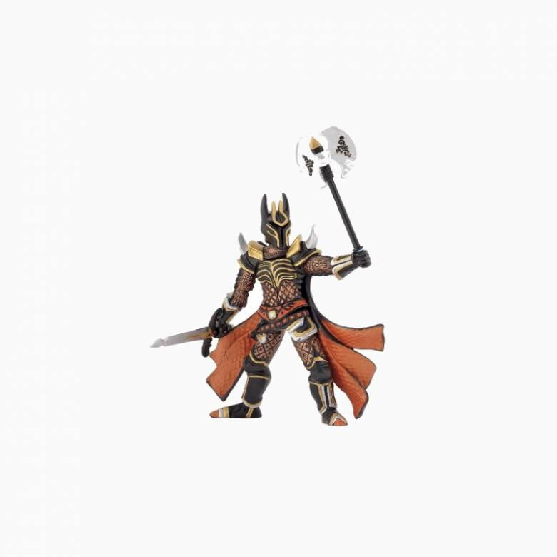 Knight With Triple Battle Axe - Papo Fantasy Figure
