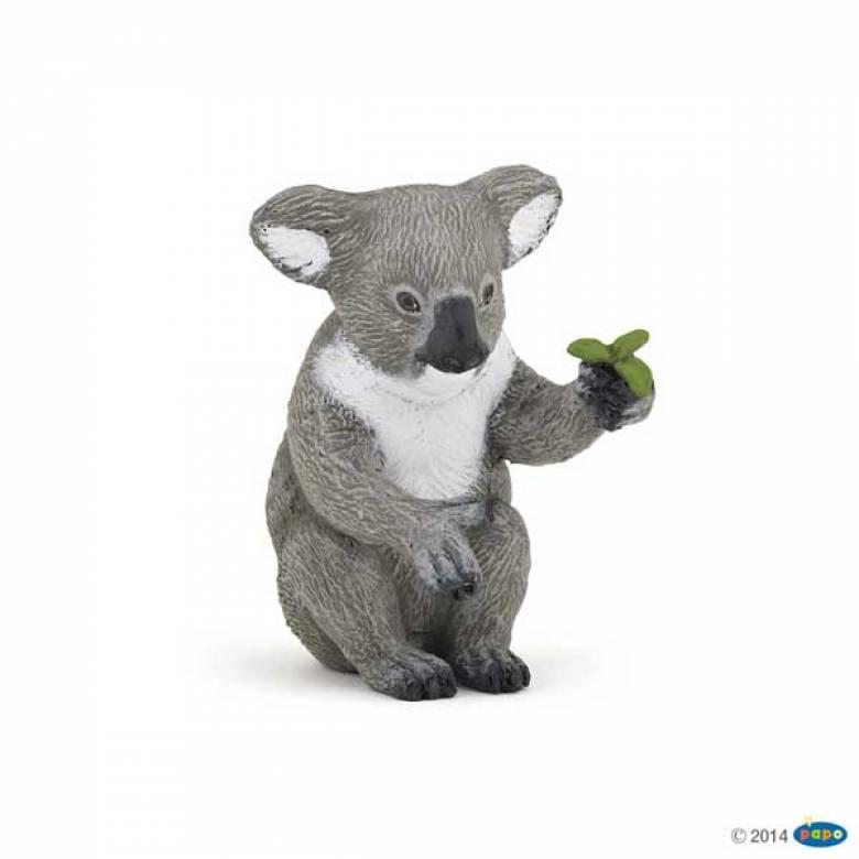 Koala Bear - Papo Wild Animal Figure