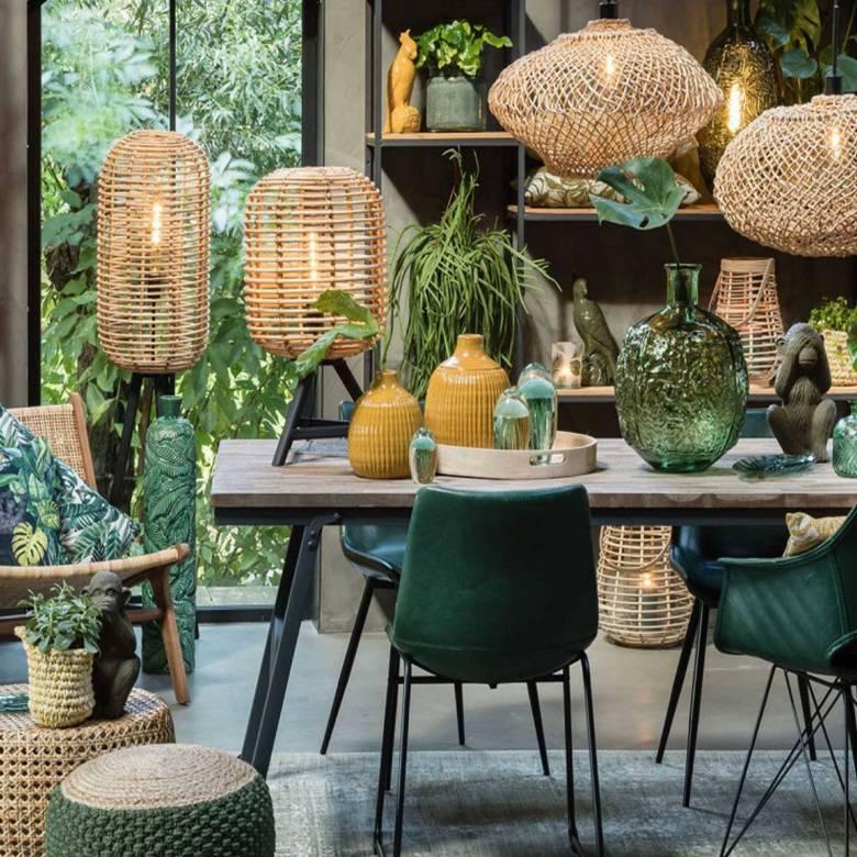 Kovac Green Dining Chair