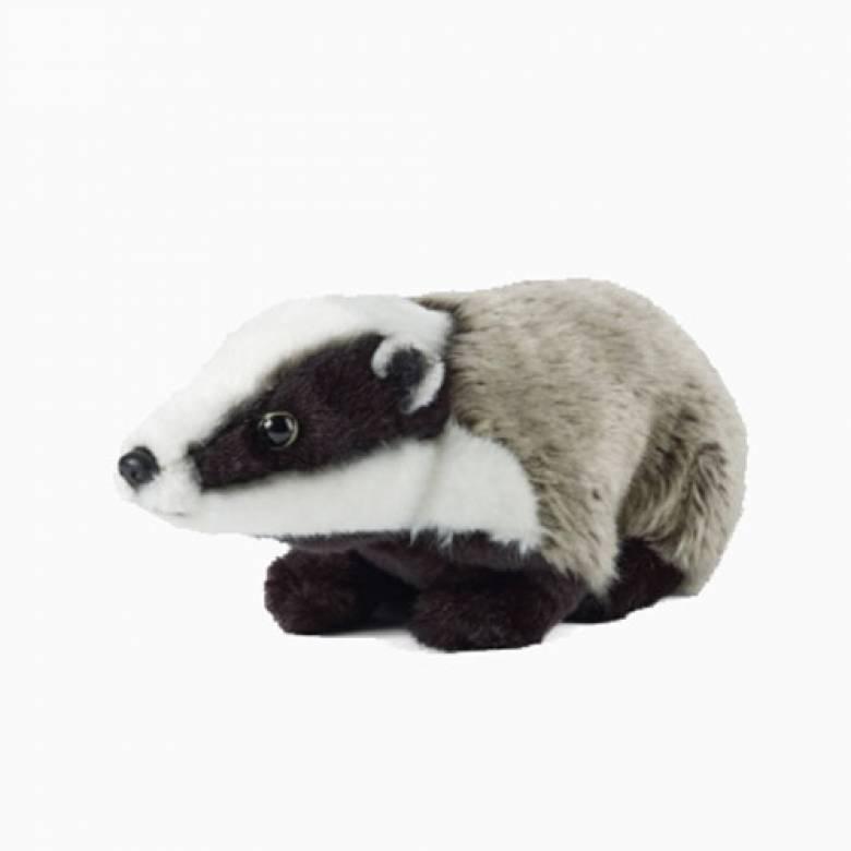Large Badger Soft Toy 0+