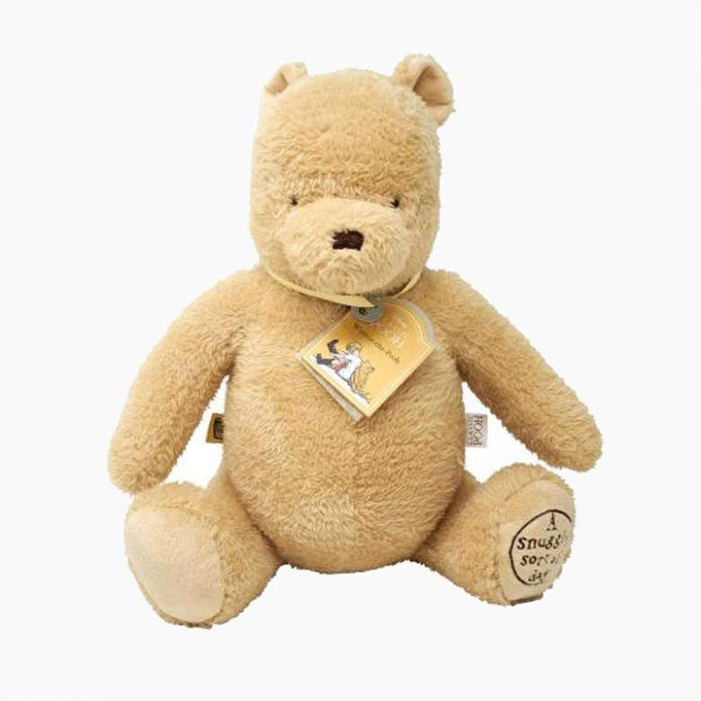 Large Classic Winnie The Pooh Soft Toy 33cm