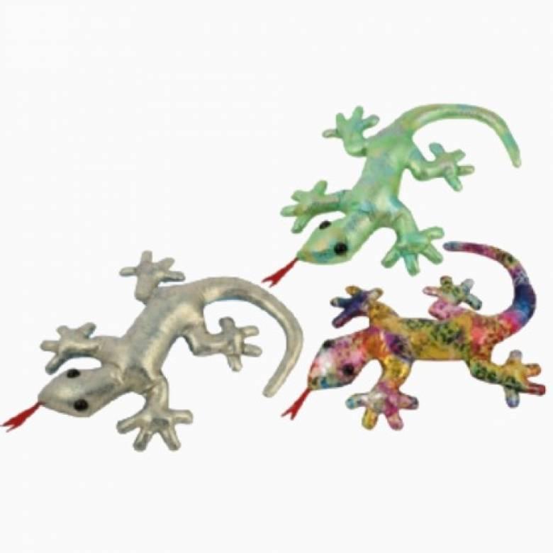 Large Lizard Sandimal Toy 3+