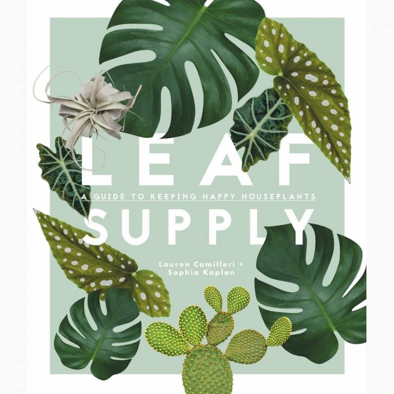 Leaf Supply - Hardback Book