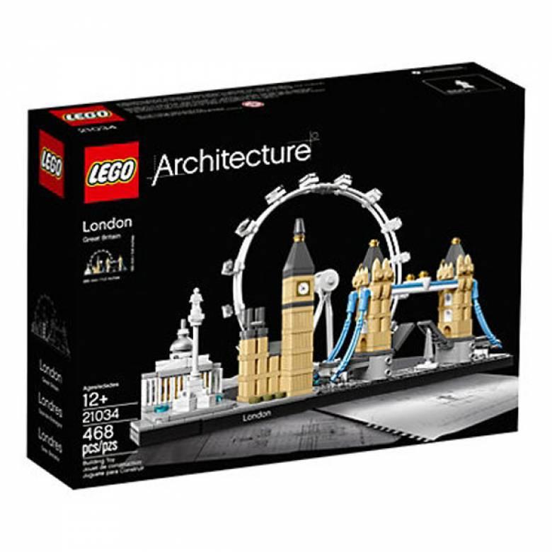 LEGO Architecture London 21034