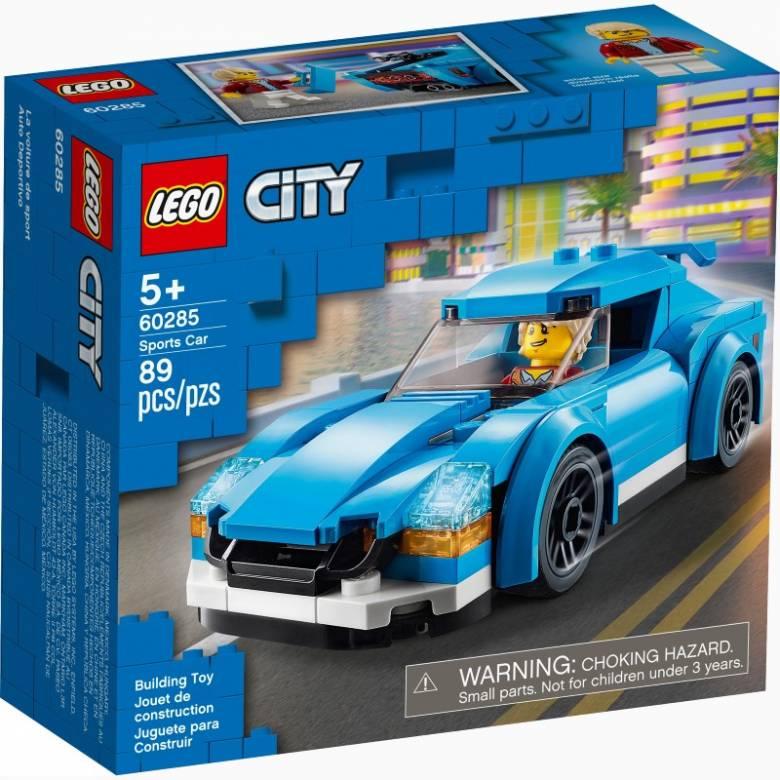 LEGO City Sports Car 60285 5+