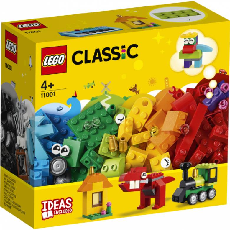 LEGO Classic Bricks & Ideas 11001