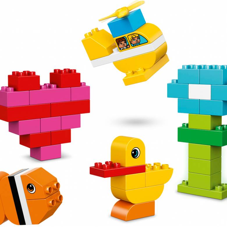 LEGO® DUPLO® My First Bricks 10848 Age 1.5-3