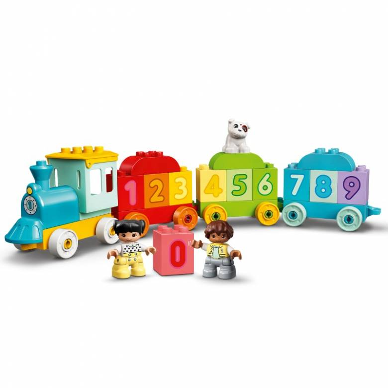 Lego Duplo Number Train - Learn To Count 1.5+ 10954