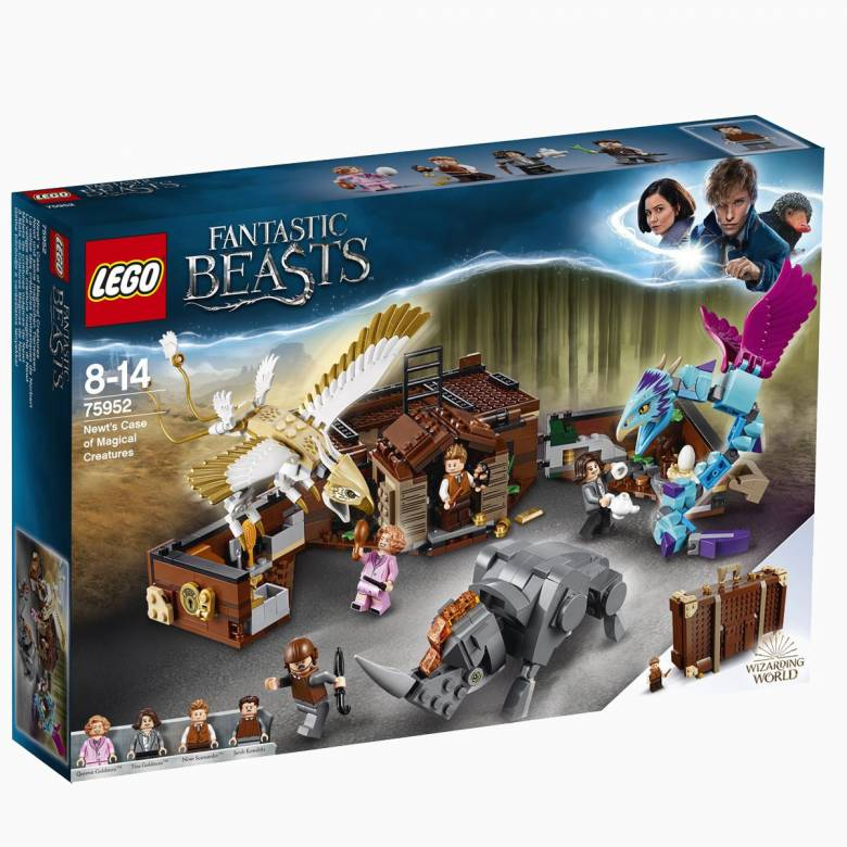 LEGO® Fantastic Beasts Newt´s Case of Magical Creatures 75952