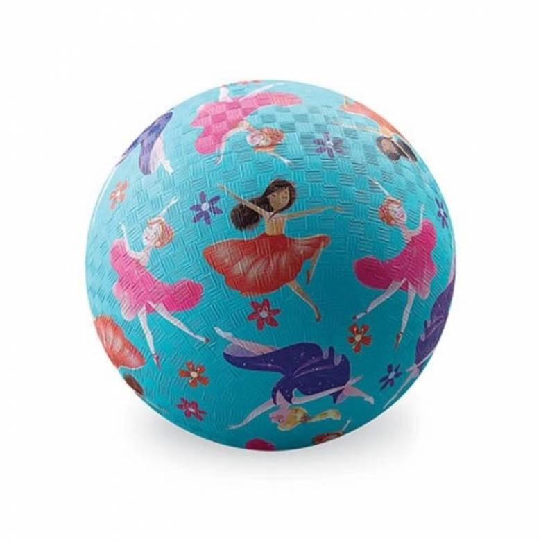 Let's Dance - Large Rubber Picture Ball 18cm