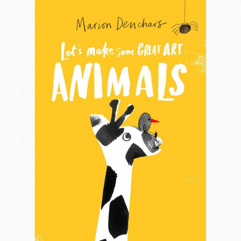 Let's Make Some Great Art: Animals - Activity Book