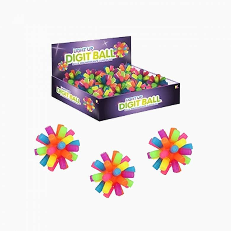 Light Up Digit Ball